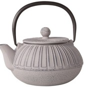 Cosy & Trendy Iwaki Teapot Gray Cast Iron 850mlwith Filter Tsp88