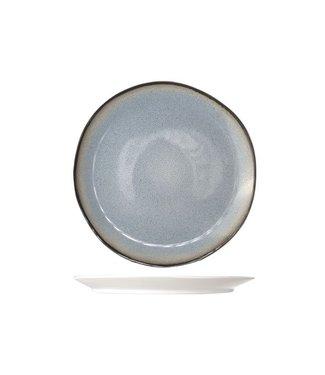 Cosy & Trendy Fez-Blue - Schaaltje  D15.5cm - Keramiek - (set van 6)