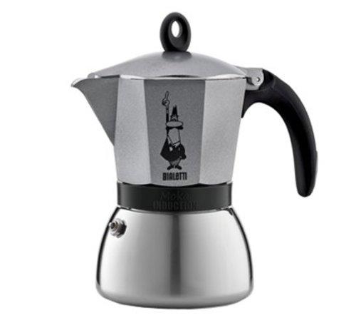 Bialetti Moka Induction Koffiekan 3t Goud-grijsalle Vuren