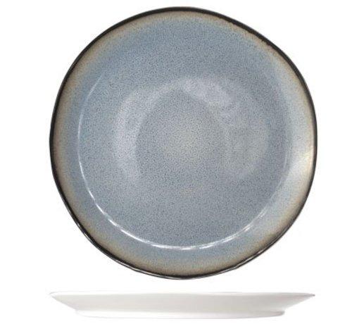 Cosy & Trendy Fez Blue Dinner  Plate D28cm (4er Set)