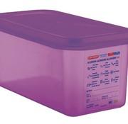 Araven Food Cont Airtight Gn 1-3 Purper 6l32.5x17.6x15cm - Pp