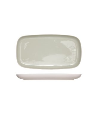 Cosy & Trendy Bao Powder Green Plate Rect 29.5x15cm (set of 4)