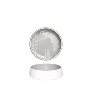 Cosy & Trendy Bao Powder Grey Schaal D24xh7cm - Aardewerk