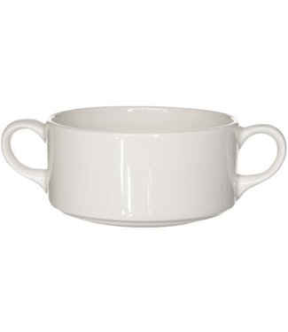 Cosy & Trendy For Professionals Buffet Rd Soup Bowl 30cl - D10.5xh5.1cm2 Handles