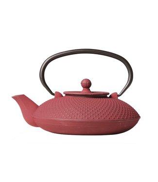 Cosy & Trendy Nara Teapot Bordeaux Ghisa 800ml con filtro