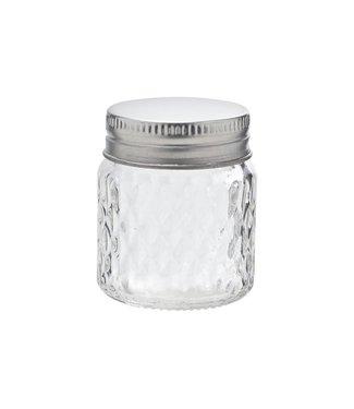 Cosy & Trendy Jar - Screw lid - D5xh5.5 - 6.5cl - (set of 12)