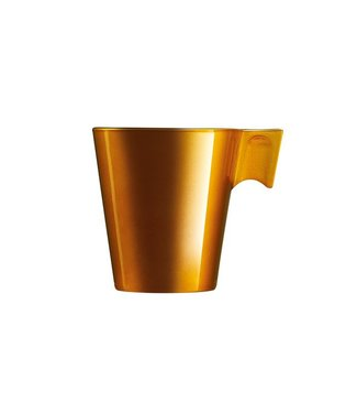 Luminarc Flashy Expresso Longo 22 Cl Gold (6er Set)