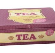 Cosy & Trendy Retro Voorraaddoos Tea 20x14xh6.5cm