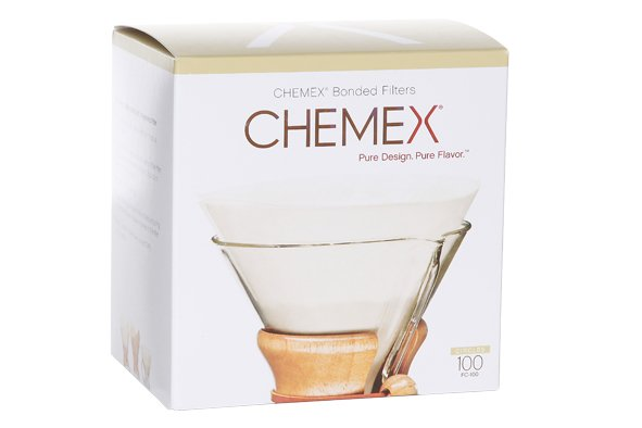 Chemex Chemex Filters Prefolded Round Set100