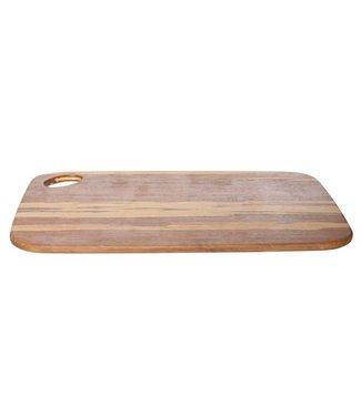 Cosy & Trendy Uganda Snijplank Rechthoek Bamboe 33x23xh0,9cm (set van 10)