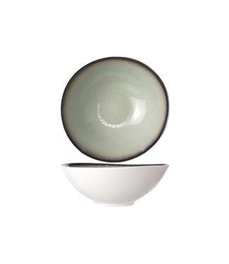 Cosy & Trendy Fez Verde Piatti Profondi D18cm - Ceramica - (Set di 6)