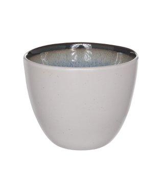 Cosy & Trendy Fez Blue Cup D9xh7.3cm - 26clcup Without Handle (set of 6)