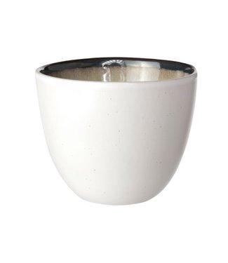 Cosy & Trendy Fez - Groen - Koffiekopje - 26cl - Keramiek - (set van 6)