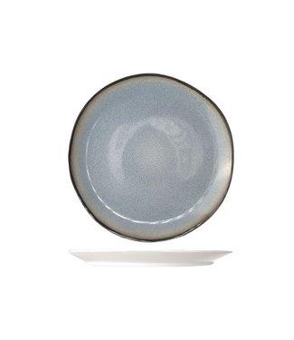 Cosy & Trendy Fez Blue Schaaltje D13.5cm  - Aardewerk (set van 6)