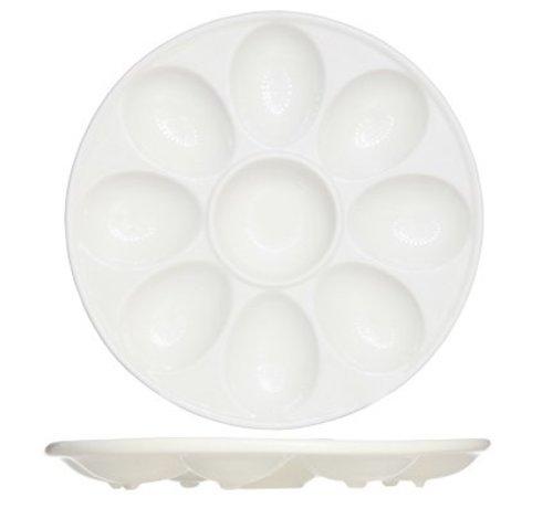 Cosy & Trendy Eierpresentatiebord Voor Eieren D21xh2,5cm (set van 3)