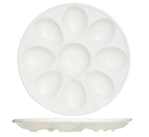 Cosy & Trendy Presentation Plate For Eggs D21xh2.5cm (3er Set)
