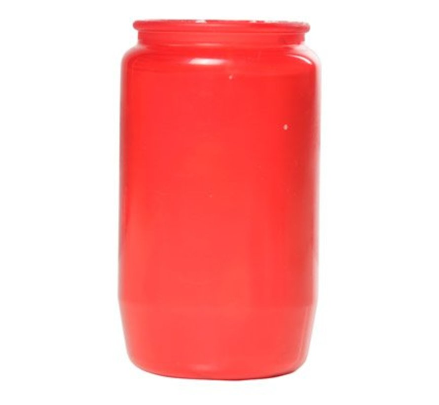 Ct Gravelight With Lid 5.7x9.5cm Red (24er Set)