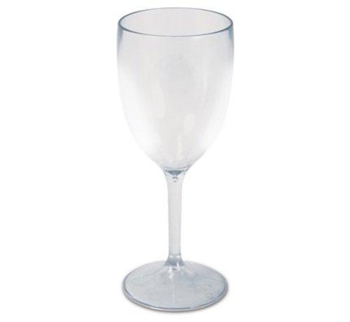 Araven Wine Stem Plain Polycarbonate 28cltransparant