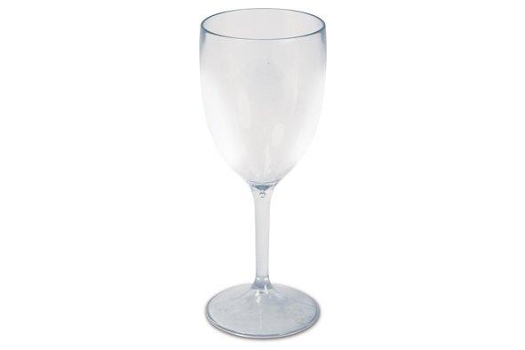 Araven Wijnglas Transparant 28cl Polycarbonaattransparant