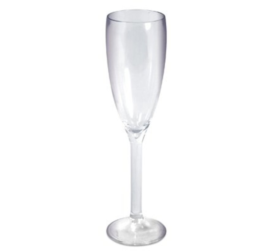 Champagne Plain Pc 18cltransparant