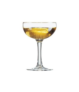 Arcoroc Elegance - Champagne Glasses Coupe - 16cl - (Set of 12)
