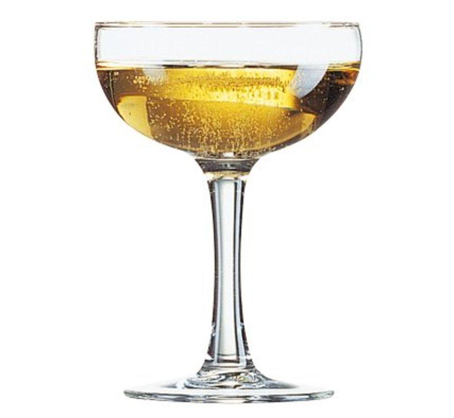 Elegance Champagneglas Coupe 16cl Set12