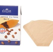 Finum Finum 100 Filters For Coffee Nr2 (12er Set)
