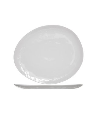 Cosy & Trendy Christy Oval Plate 27.5x23cm (set of 4)