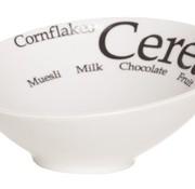Cosy & Trendy Trinity Bol 'cereals' D17.5xh8.3cm (set van 6)