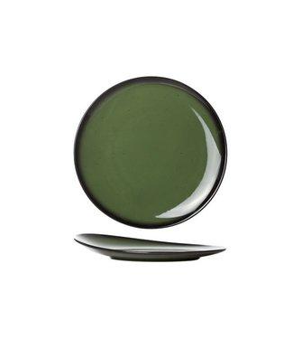 Cosy & Trendy For Professionals Vigo Emerald Dinner Plate D21cm