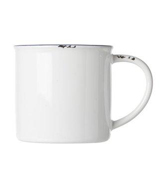 Cosy & Trendy Antoinette Mug D9.5h9cm - 46cl