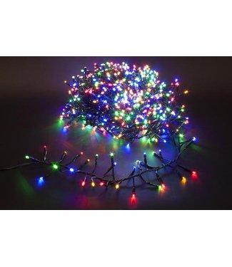 Light Creations Playlight Firework Led 5.6m 480l Multicolor -green Wire 24v Modulator Ext.3m