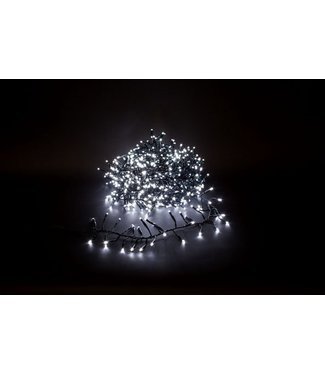 Light Creations Playlight Firework Led 11.2m 920l Wit-groene Draad 24v Modulator Ext.3m