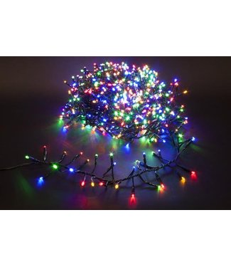 Light Creations Playlight Firecracker Led 5.6m 480lmulticolorgroene Draad 24v Steady Ext.3m