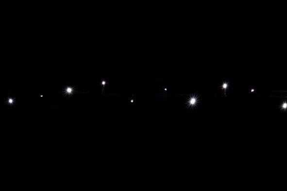 Light Creations Burstlight Led 20m 220l Wit 44 Flashgroene Draad - 24v - Ext 3m