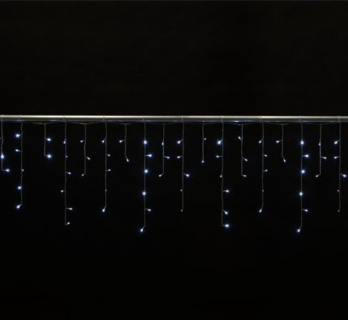 Light Creations Cascadelight Icicle 2x0.6m 72l Wittransp.draad-modulator-24v-ext 1-5m