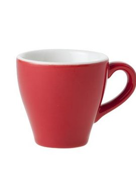Cosy & Trendy For Professionals Barista Red Cup D6.3xh6.2cm - 7cl