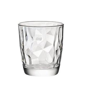 Bormioli Diamond-Dof - Tumbler - 39cl - (set van 6)