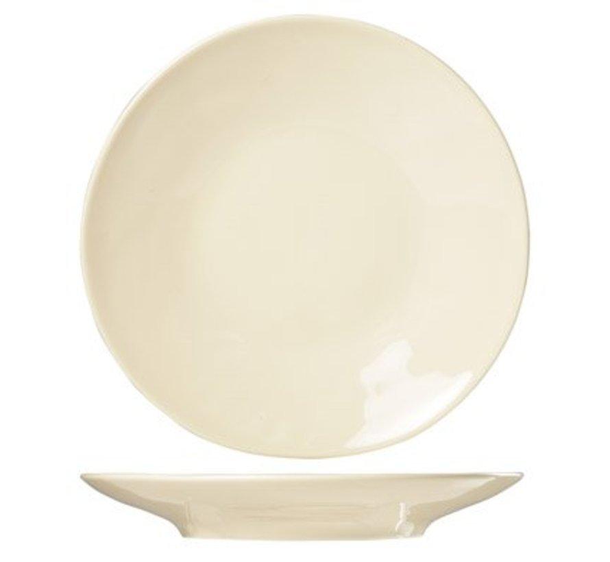 Ice Cream  Yellow Dinner Plate D28cm (6er Set)