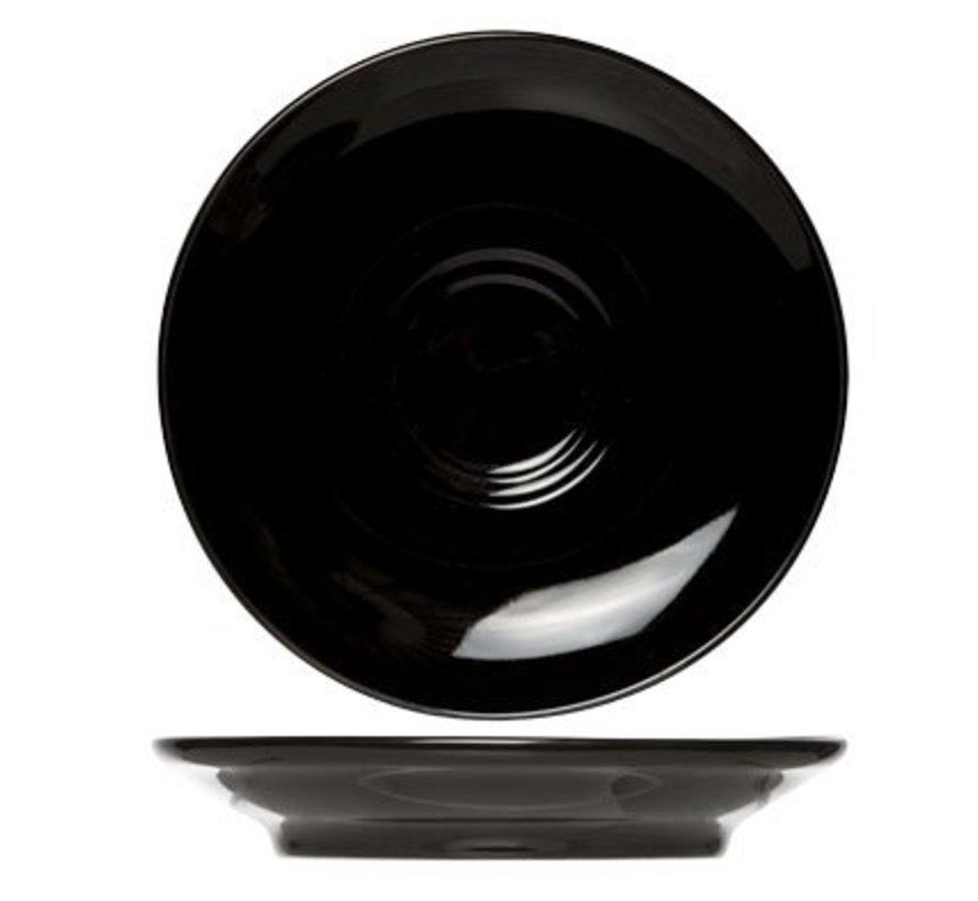 Barista Black Ondertas D16cmvoor Tas 20-30-45cl (set van 12)