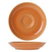 Cosy & Trendy For Professionals Barista Orange Sous-tasse D13cmpour Tasse 7-15cl (lot de 12)