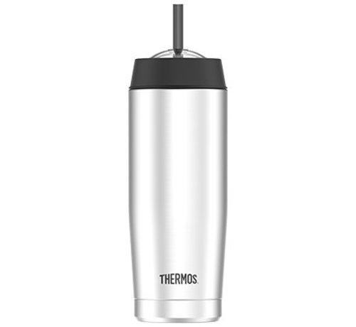 Thermos Gtb Basics Tumbler Mug Met Rietje Inox530ml 9h Koud