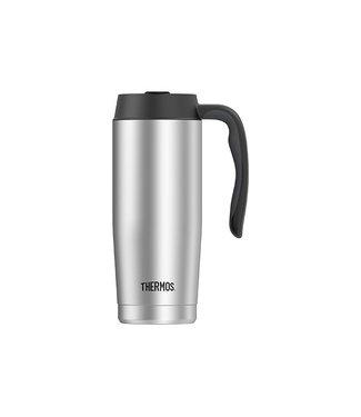 Thermos Gtb Basics Travel Mug Inox 470ml4h Warm 9h Koud