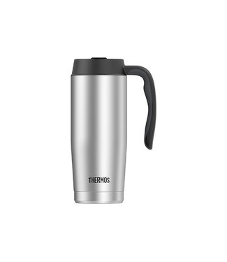 Thermos Gtb Basics Travel Mug Ss 470ml4h Hot 9h Cold