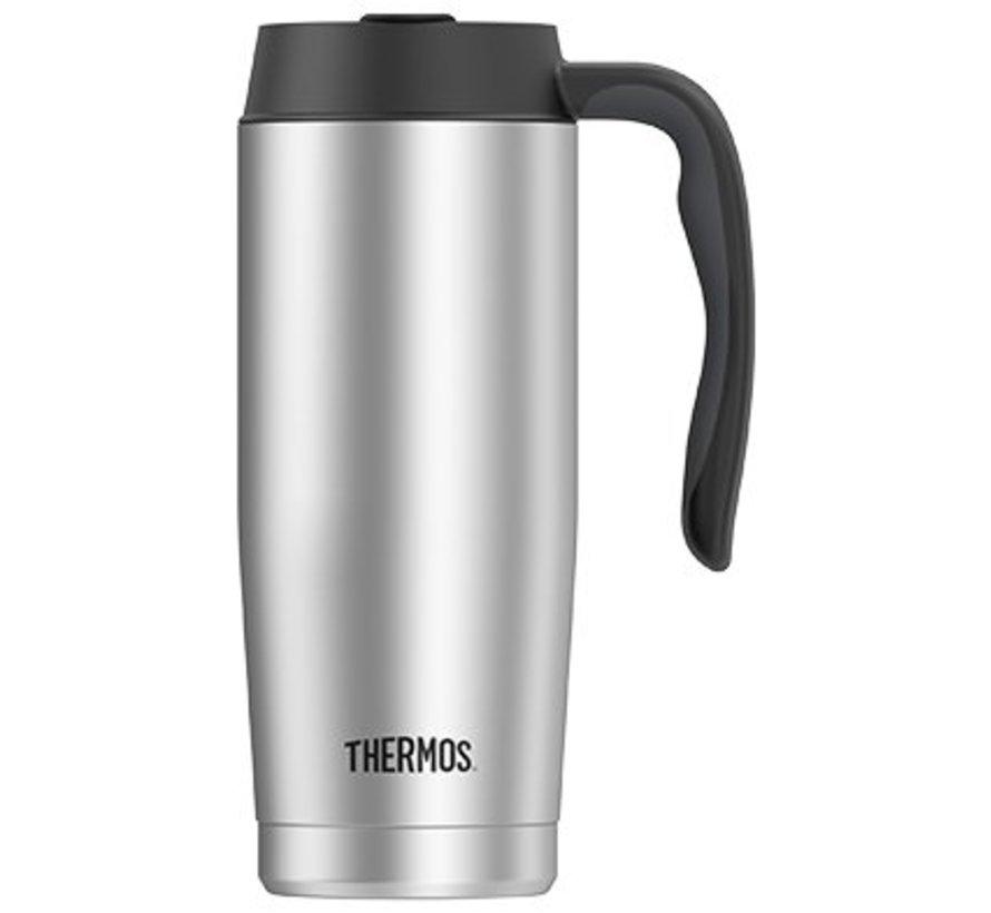 Gtb Basics Travel Mug Stahl 470ml4h Warm 9h Kalt