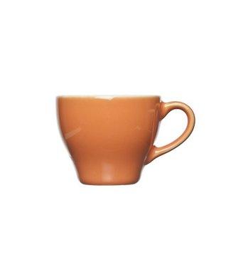 Cosy & Trendy For Professionals Barista Orange Tas D8xh6.5cm - 15cl Aardewerk - (Set van 12)