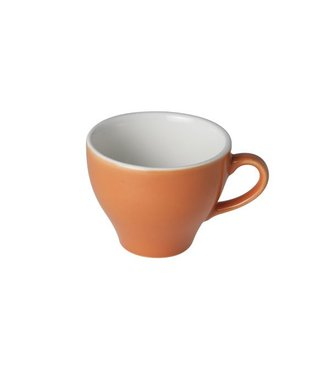 Cosy & Trendy For Professionals Barista Orange Coffee cup D8.7xh7cm - 20cl (set of 12)