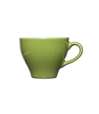 Cosy & Trendy For Professionals Barista Green Cup D8.7xh7cm - 20cl (set of 12)