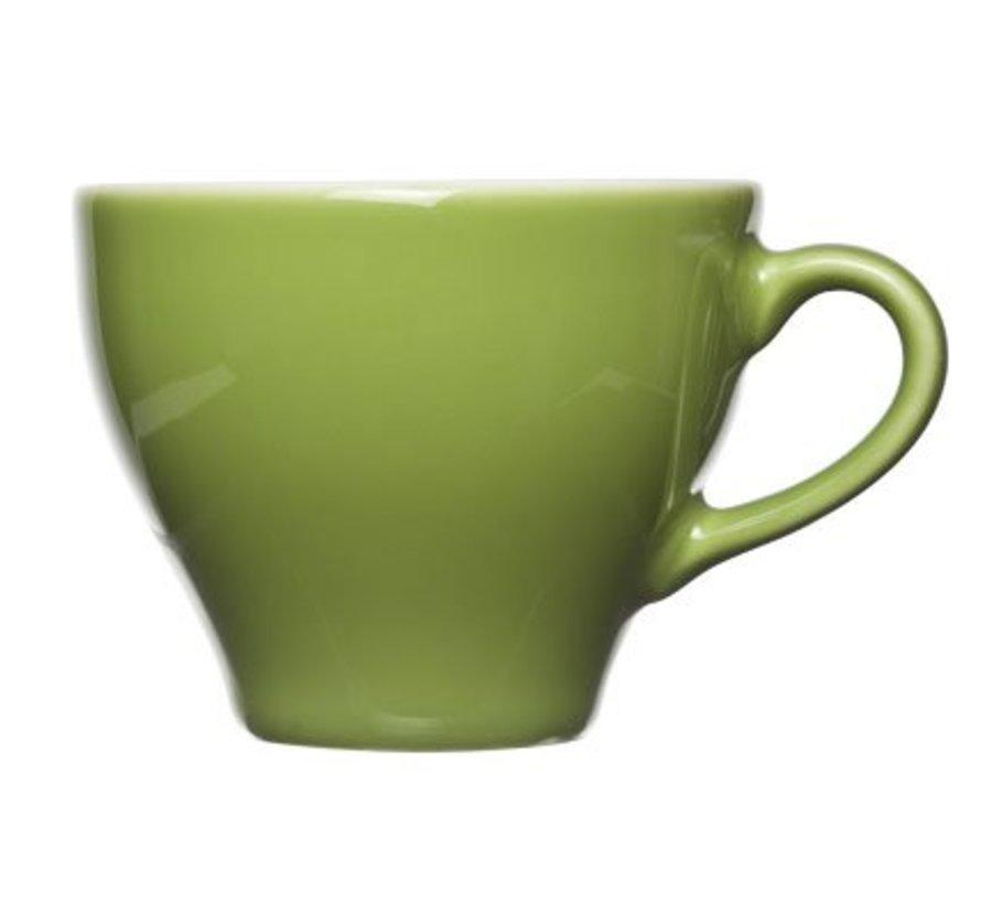Barista Green Tas D8.7xh7cm - 20cl (set van 12)