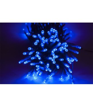 Light Creations Rainbowlight Led 10m 90l Ocean Blueschwarze Draht - Modulator - 24v -ext 3m